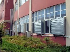 厂房安装负压风机