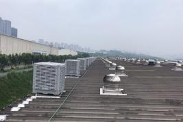 厂房冷风机